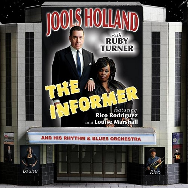 Ruby Turner Music Quot The Informer Quot With Jools Holland Band